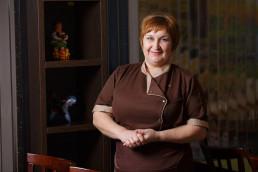 Галина Мануковская