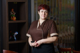 Ольга Митрошина